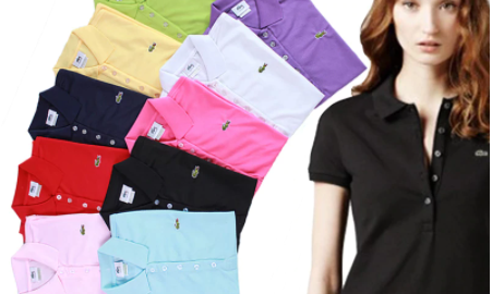 polos lacoste mujer aliexpress