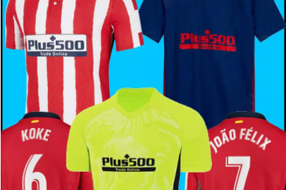 camiseta atletico de madrid aliexpress 2020