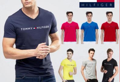 camiseta tommy hilfiger barata