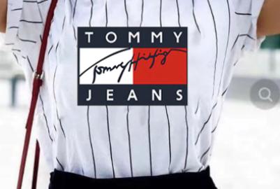 camiseta tommy hilfiger mujer barata