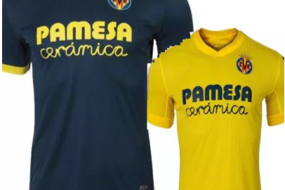 camiseta villarreal aliexpress