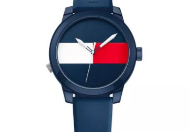 reloj tommy hilfiger azul barato